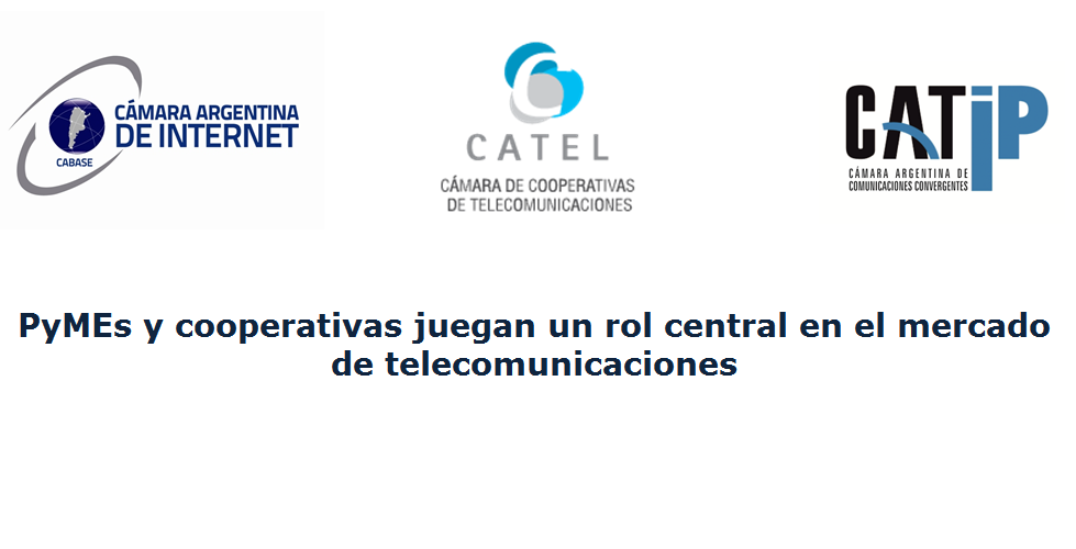 PyMEs y cooperativas juegan un rol central en el mercado de telecomunicaciones