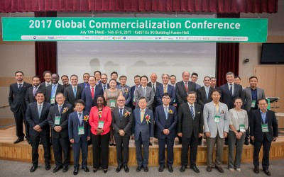 CABASE, presente en el Congreso de Ciencia y Tecnología de Corea del Sur