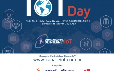 """Internet de las Cosas tiene su cita anual en """"IoT Day 2018"""""""