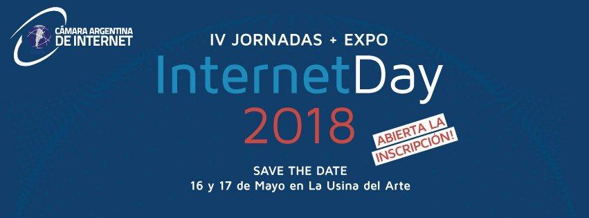 Las IV Jornadas de Internet Day congregan en mayo a toda la industria