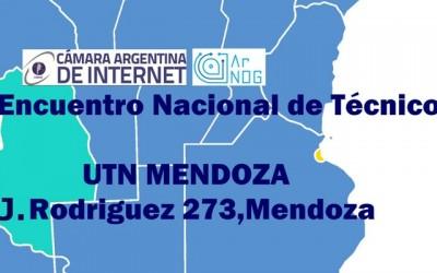 La Cámara Argentina de Internet organiza el IX Encuentro Nacional de Técnicos
