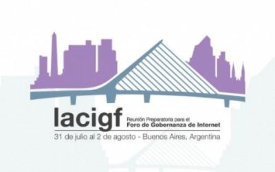 Más de 300 personas de toda la región se darán cita en Buenos Aires para discutir sobre gobernanza de Internet