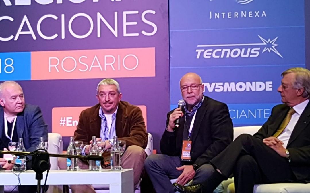 La Cámara Argentina de Internet -CABASE- dijo presente en el Encuentro Regional de Telecomunicaciones