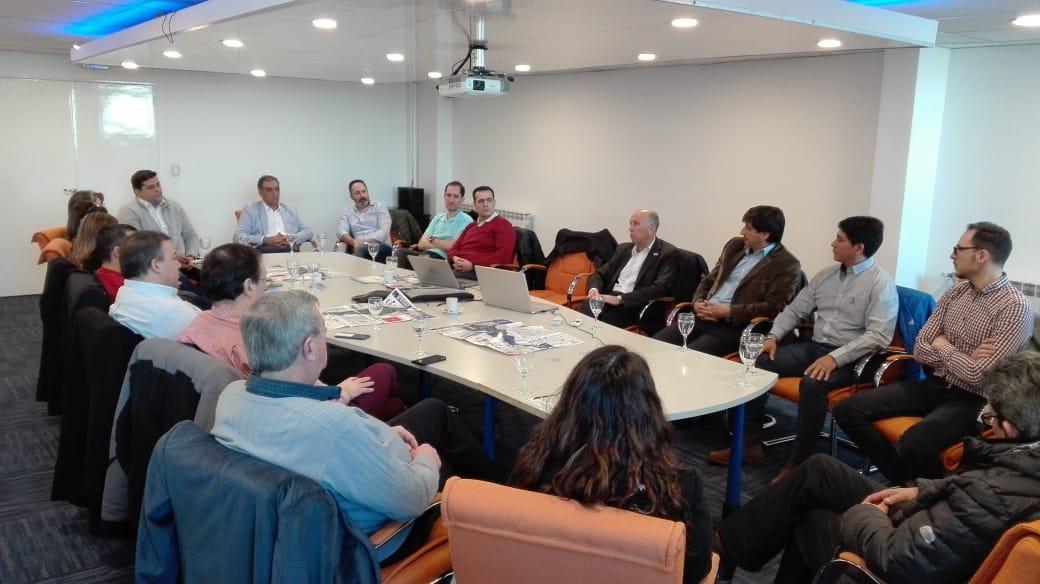 Reunión para mejorar la calidad de Internet en la Provincia de Tierra del Fuego, Antártida e Islas del Atlántico Sur