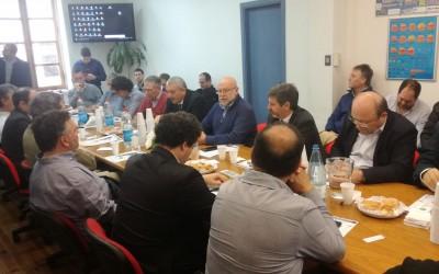 Acto inaugural del Punto Neutral de Interconexión IP para telefonía en Argentina
