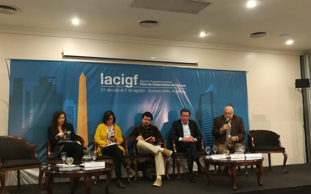 CABASE, en el evento LACIGF de Buenos Aires