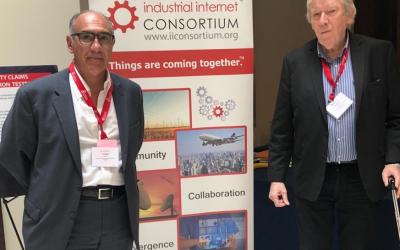 CABASE en la reunión de socios del Industrial  Internet Consortium (IIC)
