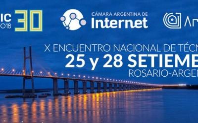 CABASE hospeda en Rosario a LACNIC 30 y LACNOG 2018