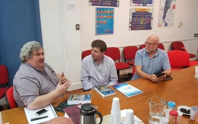 Convenio Marco de Cooperación entre el Municipio de Río Grande y CABASE