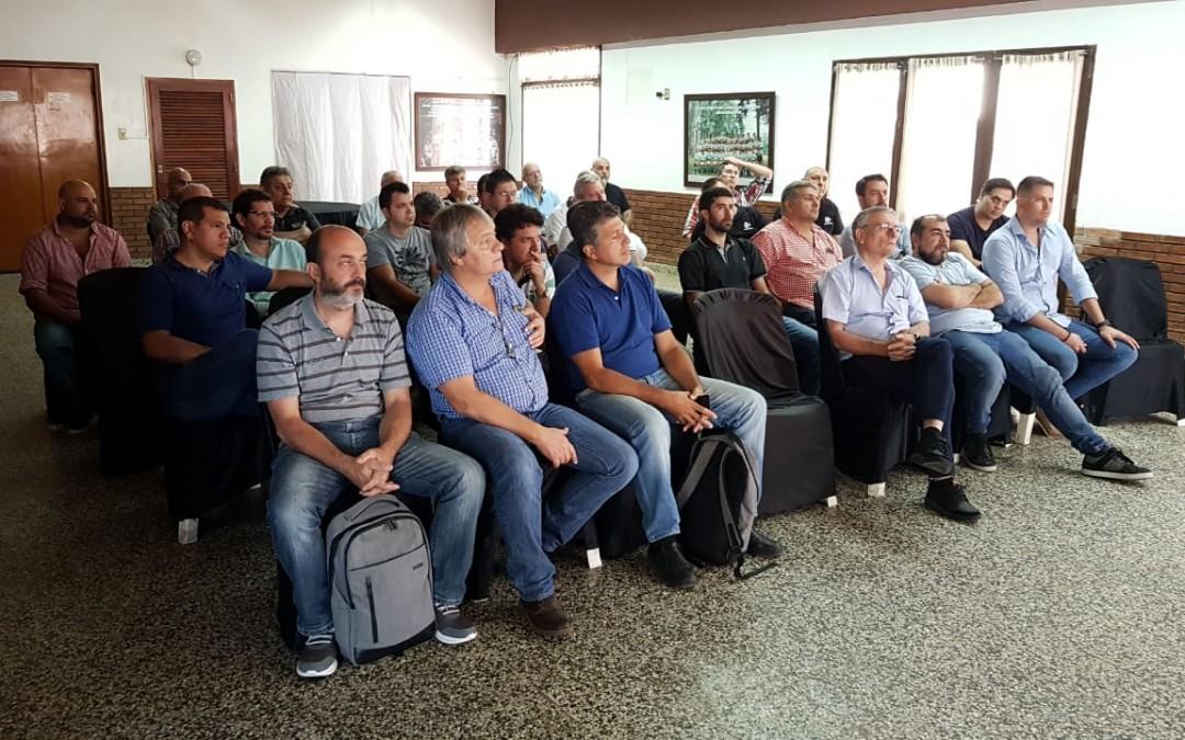 Las reuniones de Grupos CABASE con metodología CREA arrancaron el año en Santa Fe
