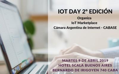 Las novedades del mundo de Internet de las Cosas en el IoT Day 2019