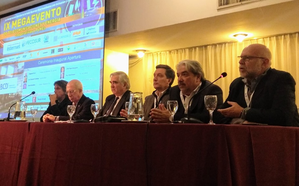IX Mega Evento de Telecomunicaciones y Energía, Cooperativas y PyMEs