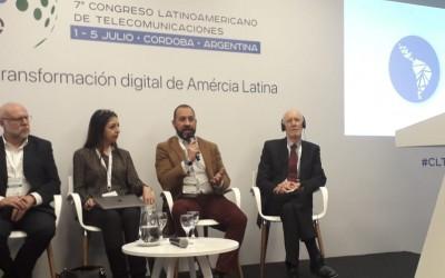 CABASE en la  7° edición del Congreso Latinoamericano de Telecomunicaciones (CLT 2019)