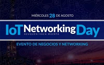 Encuentro de Internet de las Cosas en Neuquén/Vaca Muerta