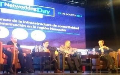 La industria completa se dio cita en el IoT Networking Day en Neuquén