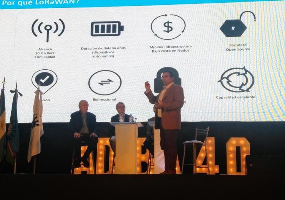 CABASE en el 2º Congreso Internacional Industria 4.0