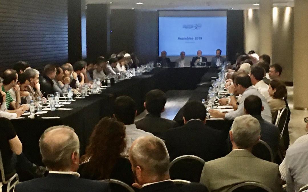 Nuevas autoridades elegidas en la Asamblea General 2019