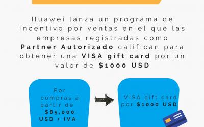 Programa de Incentivos Huawei